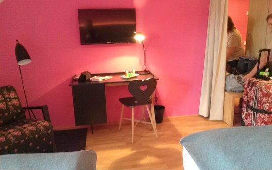 Hotel Schloss Leopoldskron : Work Desk