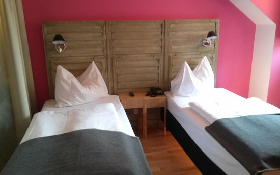 Hotel Schloss Leopoldskron: Twin Room