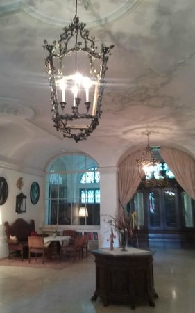 Hotel Schloss Leopoldskron: Great Hall