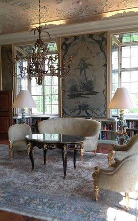 Hotel Schloss Leopoldskron: Sitting Room