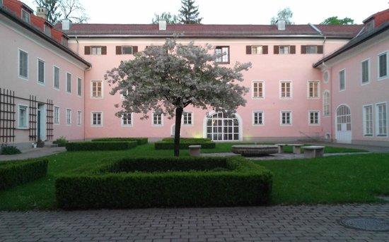 Hotel Schloss Leopoldskron: Meirhoff Building