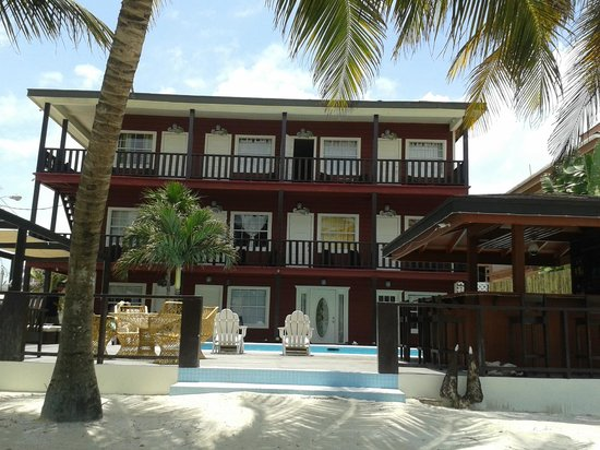 Ocean Tide Beach Resort: Newly renovated