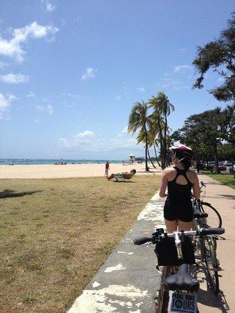 Pedal Bike Tours: Exploring Ala Moana