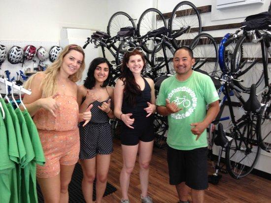 Pedal Bike Tours: Mahalo Pedal Hawaii!