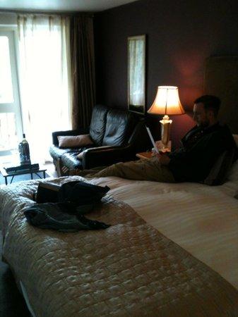 The Regent Hotel: room 42