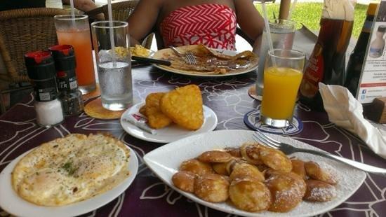 The Dutch Pancakehouse: yum