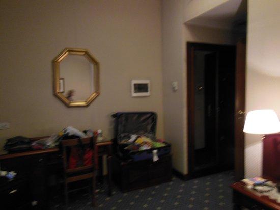 Hotel Artorius: habitacion
