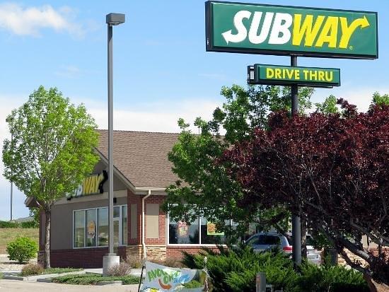Subway, Mountain Home