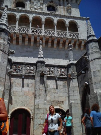 Torre de Belem: Torre de Belém!!!!