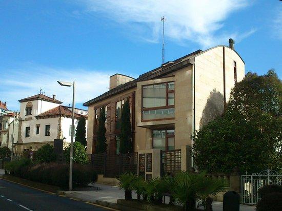 Rosa Rosae PR3: fachada principal hotel