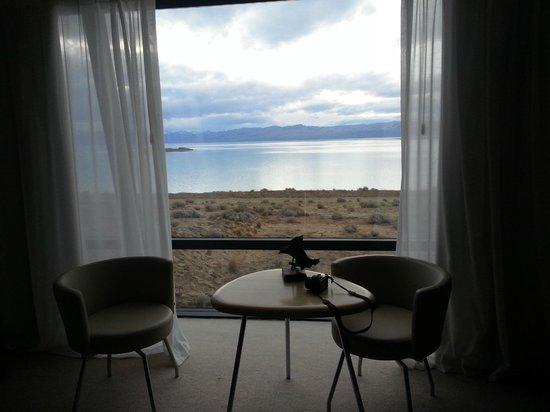 Design Suites Calafate: Vista desde la habitación
