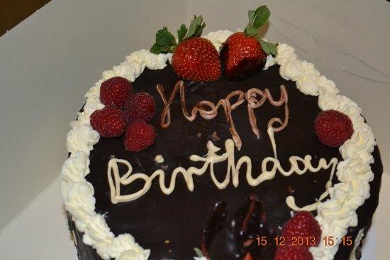 Polonia Club : birthday cake