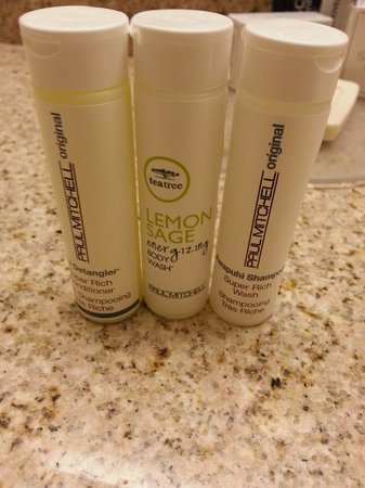 Courtyard Fairfield Napa Valley Area: Paul Mitchell Products