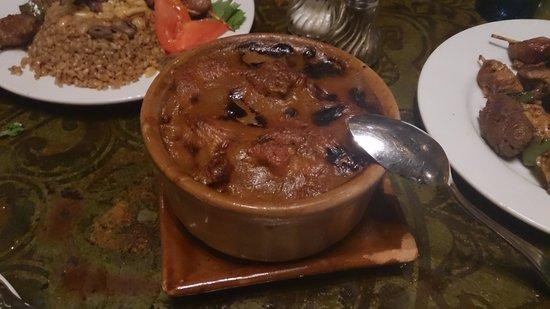 Abou el-Sid : Outstanding order