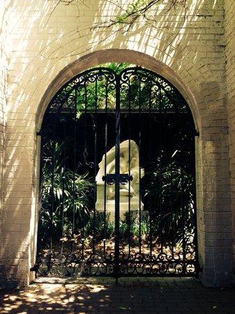 Brookgreen Gardens: So many beautiful arches & gates.