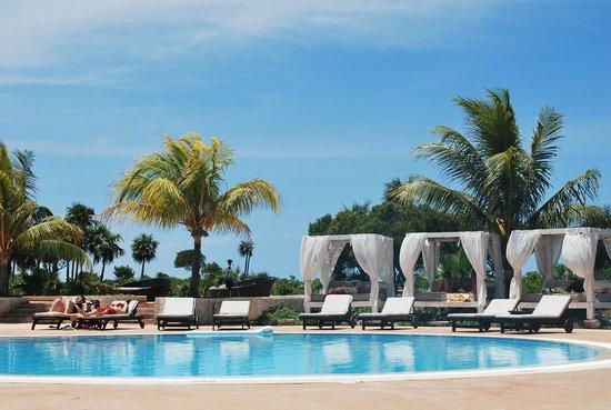 Melia Buenavista : Piscina central do hotel