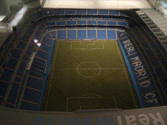 Bernabeu stadium picture of stadio santiago bernabeu for Puerta 6 santiago bernabeu