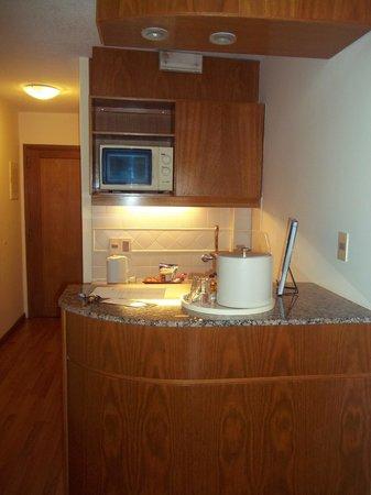Armon Suites Hotel: Habitaciones bien equipadas