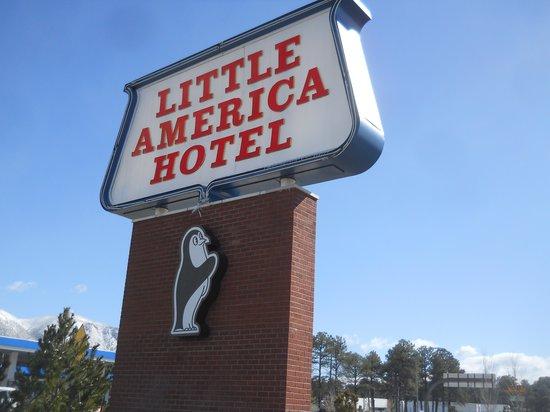 Little America Hotel Flagstaff : Welcome!