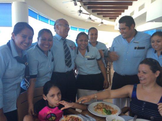 Occidental Tucancun: Esta gente es excelente