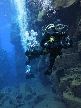 Dive.Is - Day Tours : Silfra Dive
