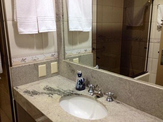 Hotel Nacional: Banheiro