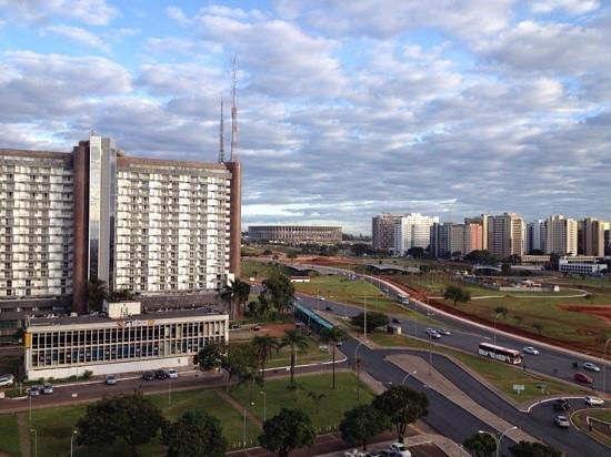 Hotel Nacional: Vista do quarto