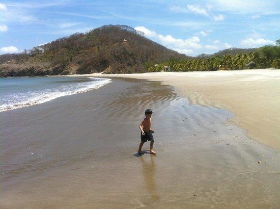 Matilda's: Playa Majahualpa