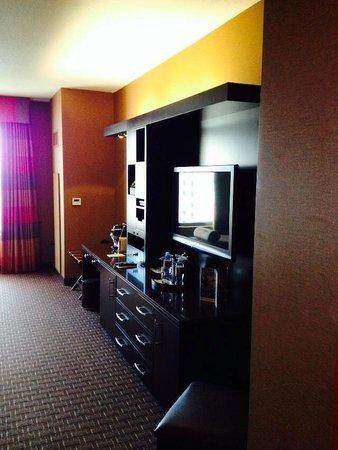 Golden Nugget Hotel: 18th floor room