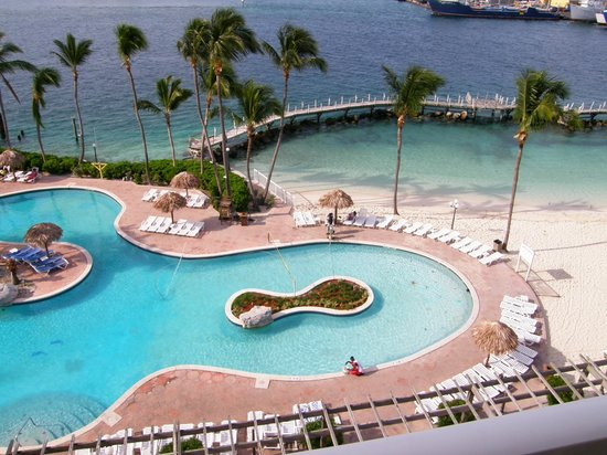 Paradise Island Harbour Resort All Inclusive : View from our Balcony