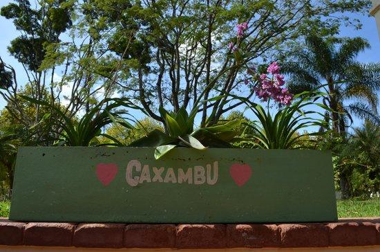 Parque das Águas: Caxambu