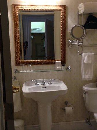 Hotel Providence: sink