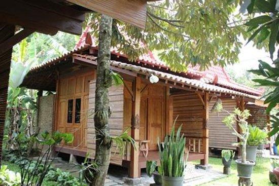 Omah Garengpoeng Guest House: Salah satu kamar di Omah Garengpoeng