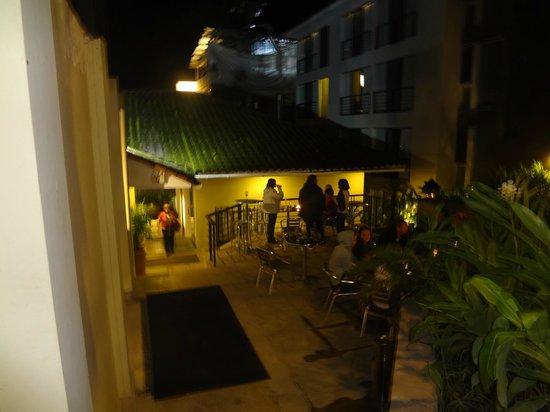 El MaPi by Inkaterra: areas do hotel
