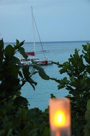 Sandals Ochi Beach Resort: View from Reef Terrace