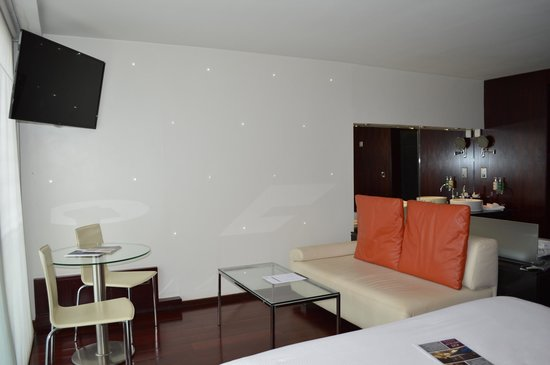 Maryborough Hotel & Spa: Living area