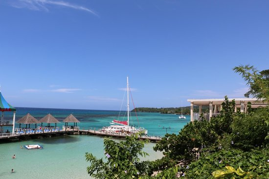 Sandals Ochi Beach Resort: Pretty View