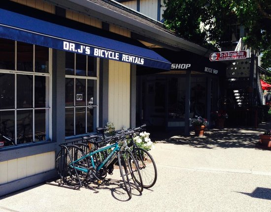 Dr. J's Bicycle Shop
