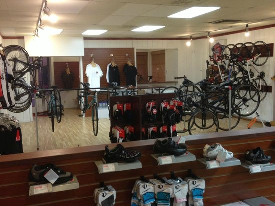 Dr. J's Bicycle Shop: Dr. J's has biggest selection of Carbon Road Bike rentals in Santa Barbara County.