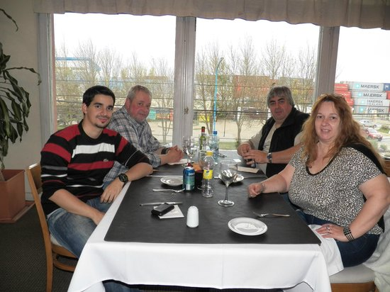 Hotel Canal Beagle: muy buena cocina