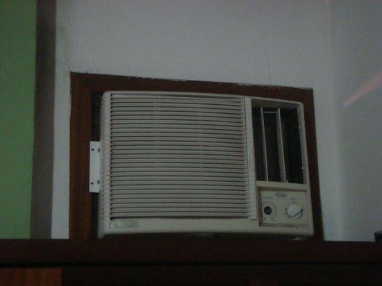 Pousada Laponia : Ar Condicionado