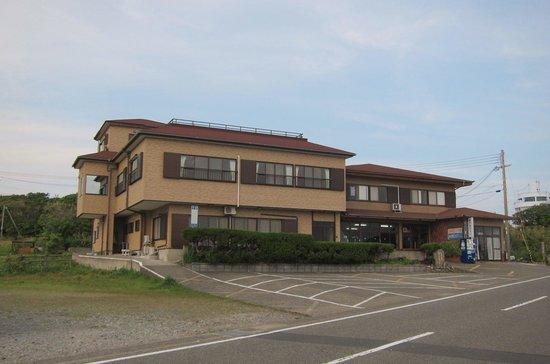 Misaki Lodge Nishida: External view