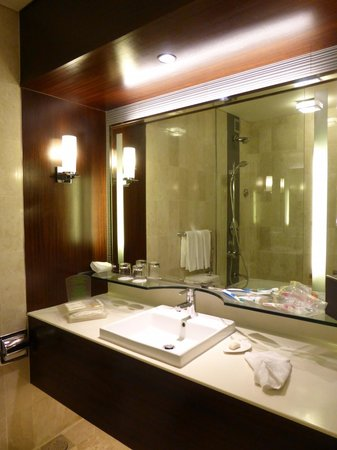 Holiday Inn Singapore Orchard City Centre: vanity