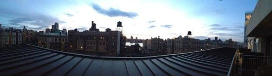 NYLO New York City: view form the second room