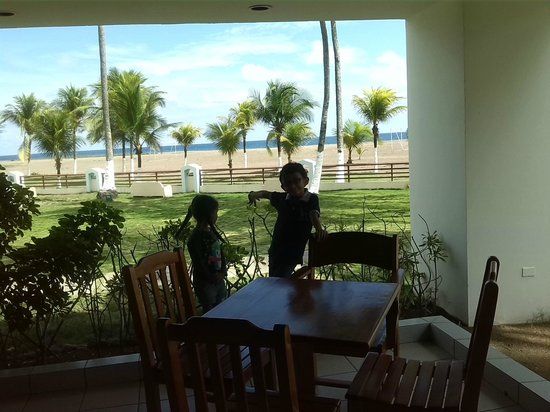 Best Western Jaco Beach All Inclusive Resort : Snack bar con linda vista