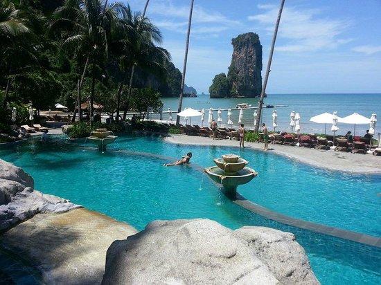 Centara Grand Beach Resort & Villas Krabi: the amazing view...