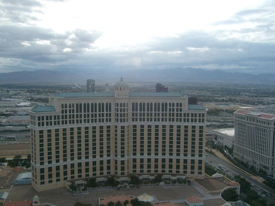 Eiffel Tower Experience at Paris Las Vegas : Nice view