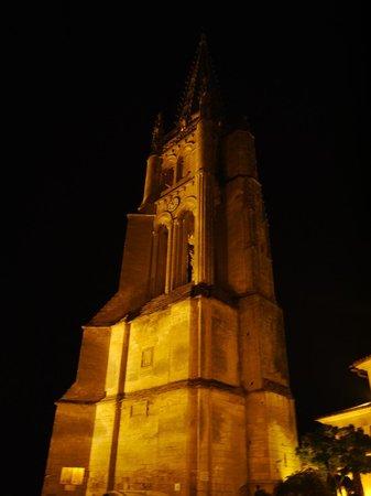 Hostellerie de Plaisance: Eglise Monolithe