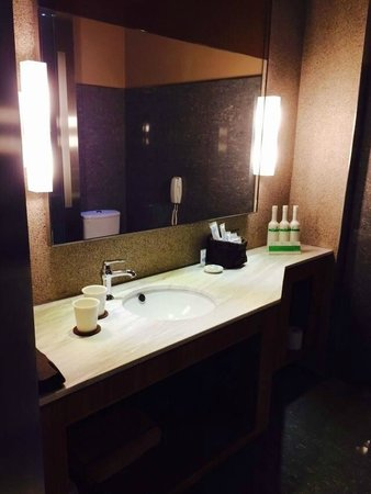 Home Hotel: バスルーム
