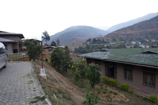 Punatsangchhu Cottages: rooms by the river